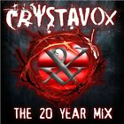 CRYSTAVOX - 20 Year Mix - 2 CD - Import - **Excellent Condition** - RARE