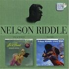 NELSON RIDDLE - Sea Of Dreams / Love Tide - CD - Import - *Excellent Condition*