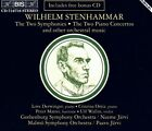 ULF WALLIN, LOVE DERWINGER, - Stenhammar: Symphonies Nos. 1 And 2 / Piano VG
