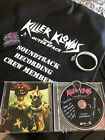 Killer Klowns FAN SPECIAL! CD Guitar Pick Tote Pin Wristband