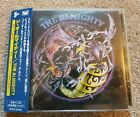 THE ALMIGHTY - THE ALMIGHTY (S/T) Japan w/OBI (PCCY-01443) OOP (Ricky Warwick)