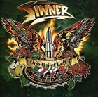 SINNER - One Bullet Left - CD - **BRAND NEW/STILL SEALED**