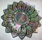 Vintage Federal Glass Carnival Iridescent 11 1/2