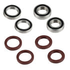 Front & Rear Wheel Bearing Set For KTM EXC EXC-E EXC-F SMR SMS MXC SX SX-F SXS
