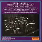 GLENN MILLER - American Band Of A.e.f: 1945 - On Continent - CD - **Mint**