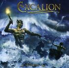 EXCALION - Waterlines - CD - **Mint Condition** - RARE