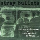 STRAY BULLETS - Slings And Arrows Of Outrageous Fortune - CD - **SEALED/NEW**