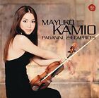 MAYUKO KAMIO - Paganini: 24 Caprices, Op. 1 - CD - **BRAND NEW/STILL SEALED**