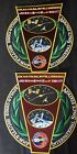 VINTAGE INTERNATIONAL SPACE STATION APOLLO COI 03 SHUTTLE MNP 2 PATCHES