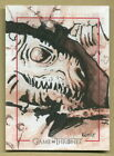 They're Going for How Much? Rittenhouse Game of Thrones Season 3 Sketch Cards  24