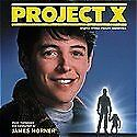 Project X - CD - Soundtrack Limited Edition - **Mint Condition** - RARE