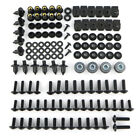 Motorcycle Steel Complete Fairing Bolts Kit Bodywork Screws Nuts For SUZUKI