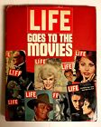Vintage 1975 Life Goes To The Movies Book Large Coffee Table Book With Sleeve
