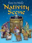 EASY TO MAKE NATIVITY SCENE DOVER CHILDRENS ACTIVITY BOOKS By Christmas Mint