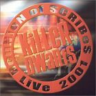 KILLER DWARFS - Reunion Of Scribes: Live 2001 - CD - **Mint Condition** - RARE
