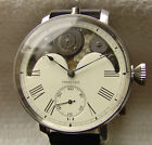 STAUFFER 5 MIN REPEATER COMPLICATION VINTAGE POCKET WATCH MOVEMENT c 1900