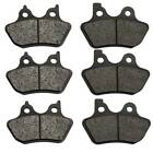 2000-2003 Harley Dyna Low Rider FXDL Front & Rear Brake Pads