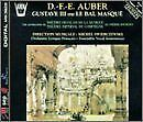 Auber: Gustave Iii Ou Le Bal Masque - 3 CD - Live Import - **Excellent** - RARE