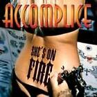 ACCOMPLICE - She's On Fire - CD - Import - **Excellent Condition** - RARE