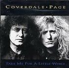 COVERDALE PAGE - Take Me For A Little While - CD - **Mint Condition**