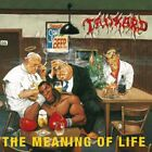 TANKARD - Meaning Of Life - CD - Import - **Mint Condition** - RARE