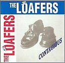 LOAFERS - Contagious - CD - **Excellent Condition** - RARE