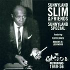 SUNNYLAND SLIM - Sunnyland Special: Cobra & J.o.b. Recordings - CD - Import NEW