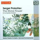 ROZHDESTVENSKY - Prokofiev: Stone Flower - 2 CD - Import - **NEW/ STILL SEALED**