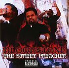 BLOODSTONE - Street Preacher - CD - Explicit Lyrics - **Excellent Condition**