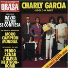 CHARLY GARCIA; DAVID LEBON; OSCAR - Grasa De Las Capitales - CD - SEALED/NEW