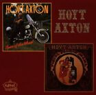 HOYT AXTON - Pistol Packin Mama / Spin Of Wheel - CD - Import - **SEALED/ NEW**