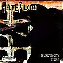HATE PLOW - Everybody Dies - CD - Explicit Lyrics Import - **NEW/ STILL SEALED**