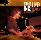 DONNIE IRIS & CRUISERS - Live At Nick's Fat City - CD - *Excellent Condition*
