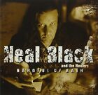 BLACK NEAL & HEALERS - Handful Of Rain - CD - **BRAND NEW/STILL SEALED**