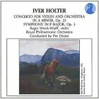 Iver Holter: Concerto For Violin And Orchestra In A Minor, Op.22, Symphony Mint