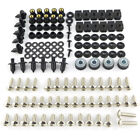 For Suzuki GSX 750S GSX 1000S GSXS1000F GSX 1100 Katana Steel Fairing Bolts Kit