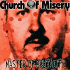CHURCH OF MISERY - Master Of Brutality - CD - Import - *BRAND NEW/STILL SEALED*