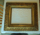 Antique Ornate Gold Color Large Picture Frame NR