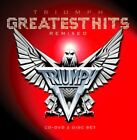 Triumph - Triumph: Greatest Hits Remixed (CD Used Very Good)