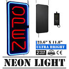 Led Neon Open Sign 20x10 24x12 31.5x15.7 Inch Wall Storefront Attracting