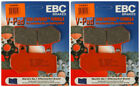 EBC Brake Pads FA409V (2 Packs - Enough for 2 Rotors)
