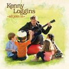 KENNY LOGGINS - All Join In - CD - **BRAND NEW/STILL SEALED** - RARE