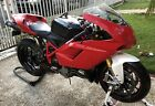 Ducati 848 1098 1198 Race Lightweight Bodywork Fairing w/Superbike Tail