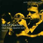 CHET BAKER QUARTET - Out Of Nowhere: Chet Baker Quartet Live, Vol. 2 - ~~ Mint