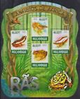 E599 Mozambique MNH 2015 Nature Animals Reptiles Frogs