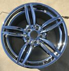 1 New Chrome 19 BMW 5 6 SERIES STYLE 351 OEM WHEEL RIM 71414 FRONT
