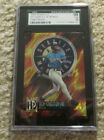 1995 TEAM PINNACLE KEN GRIFFEY JR BARRY BONDS # TP7 SGC 98 GEM 10 = PSA 10