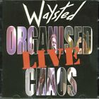 WAYSTED - Organised Chaos Live - CD - Import - **Excellent Condition** - RARE