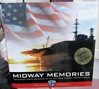 Midway Memories by Scott McGaugh Author Signed WWII