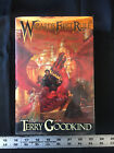 Wizards First Rule Terry Goodkind GOOD Sci Fi Fiction 1st Edition Print HC